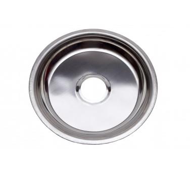 Тарелка металлическая 20*2.5(4)см