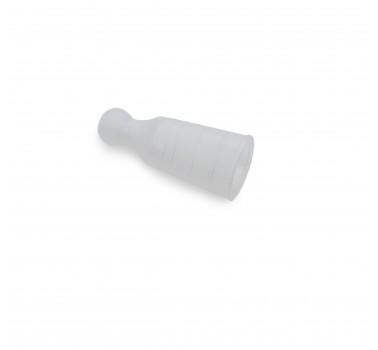 Мундштук одноразовый с кругляшкой, 3,3см, поштучно