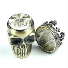 Гриндер металлический King Skull