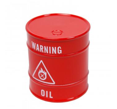 Гриндер металлический «Warning»