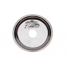 Тарелка металлическая 17.5*2.7(5)см
