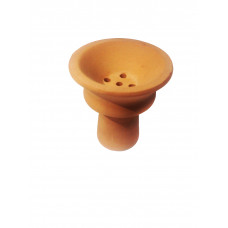 Чаша глиняная для кальяна 7х6х2см