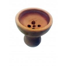 Чаша глиняная для кальяна 8х7х1,8см