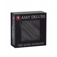Шланг для кальяна AMY Hookah с алюминиевым мундштуком AS02 SET in Box