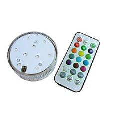 Подсветка круглая для кальяна ( подставка), 10 фонариков