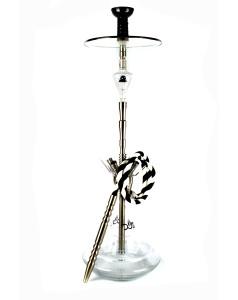 Кальян DUD Diamond stainless steel H:90cm