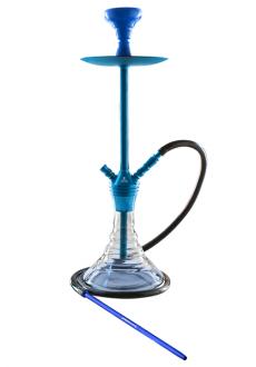 Кальян Kaya ELOX 480CE Blueground Carbon Blue 2S