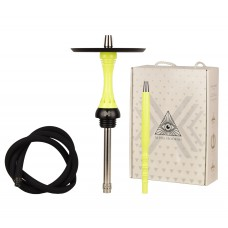 Шахта Alpha Hookah Model X Yellow