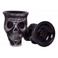 Чаша для кальяна GrynBowls Cranium