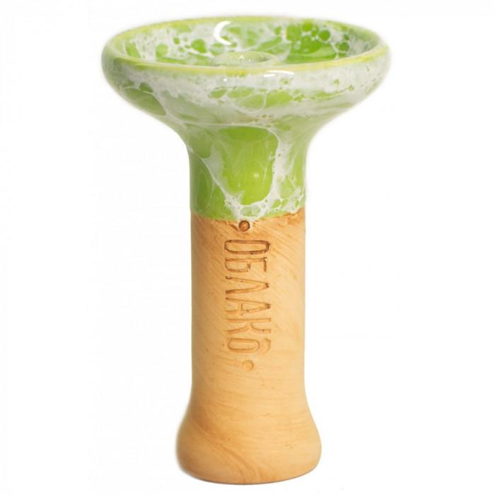 Чаша для кальяна OBLAKO Phunnel M Glaze top - фото 9 - Kalyanchik.ua