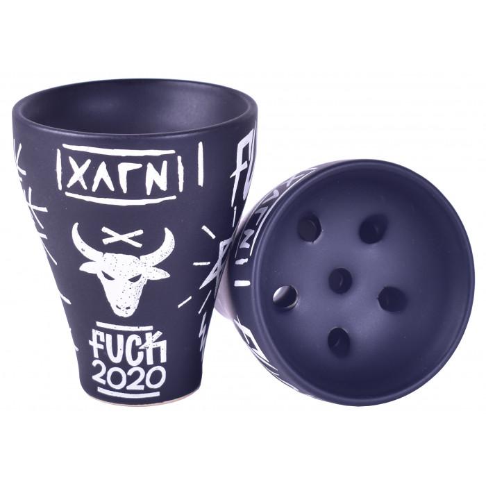 Чаша для кальяна OBLAKO Хулиган - фото 1 - Kalyanchik.ua