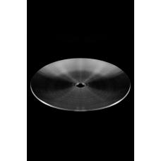 Тарелка Kaya Ash Plate INOX  24 cm