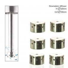 Диффузор DUD Ø:20mm с отверстием