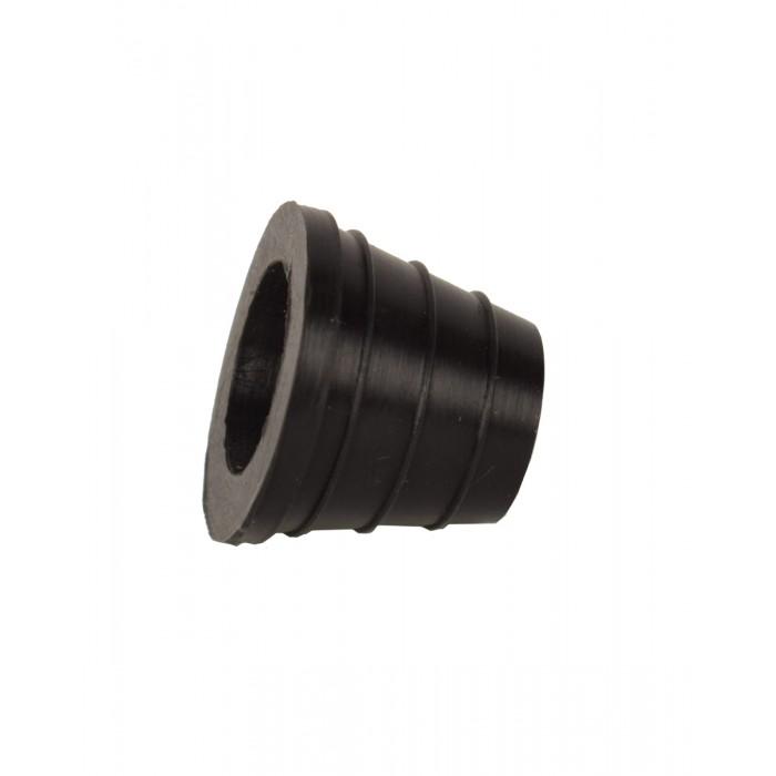 Уплотнитель YAHYA силиконовый под чашу Black - фото 1 - Kalyanchik.ua