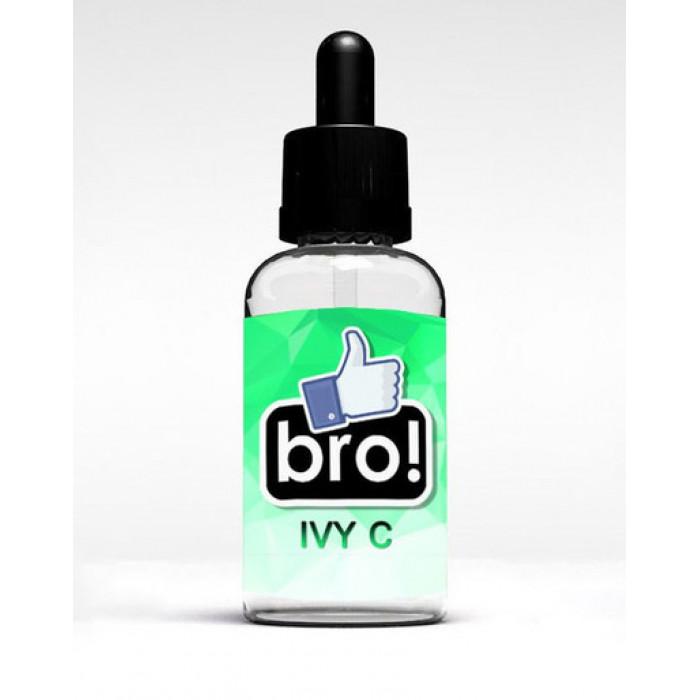 Жидкость для vape Bro - Ivy C, 30 мл - фото 1 - Kalyanchik.ua