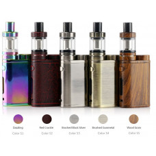Бокс мод Eleaf iStick Piko Kit Brushed Black Silver