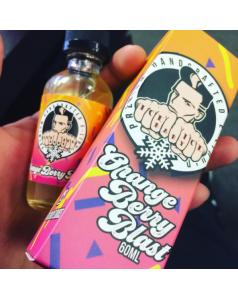 Жидкость для vape American E-liquid  Orange Berry Blast