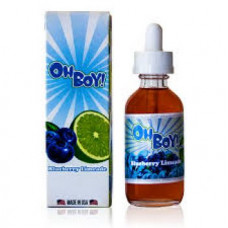 Жидкость для vape American E-liquid  Oh Boy! (Blueberry Limeade)