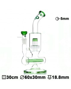Бонг стеклянный Grace Glass LABZ Series | Nautilus H;30 ?:60SG:18.8mm