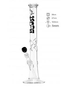 Бонг стеклянный BOOST PRO - H:50cm - ?:47mm - SG: 18,8mm