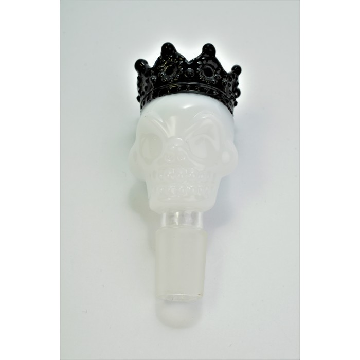 Ведерко Skull King Bowl- White- SG:18.8mm - фото 2 - Kalyanchik.ua