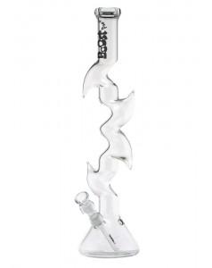 Бонг стеклянный BOOST Hells Fury Glass H:59cm