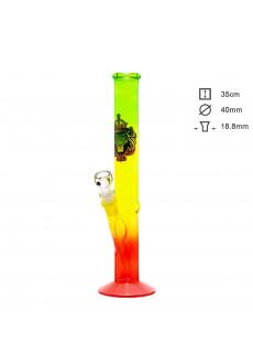 Бонг стеклянный SmoKing H: 35 см O: 40 мм SG: 18,8 мм