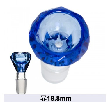Ведерко GG Bowl- Blue- SG:18.8mm with Diamond Cut
