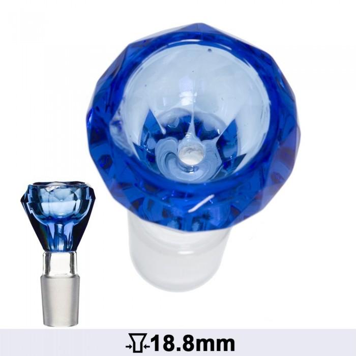 Ведерко GG Bowl- Blue- SG:18.8mm with Diamond Cut - фото 1 - Kalyanchik.ua