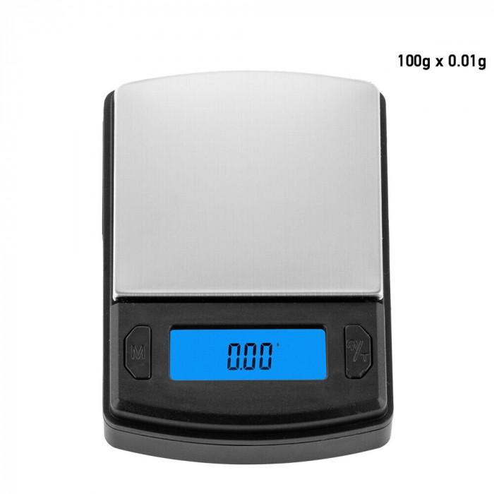 Весы Boston digital scale 500g - 0.1g - фото 1 - Kalyanchik.ua