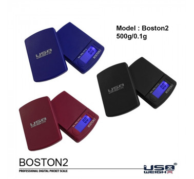 Весы Boston digital scale 500g - 0.1g