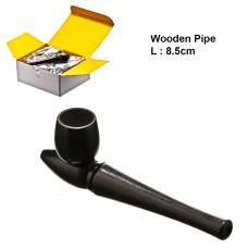 Трубка деревянная Pirate, 8.5 см