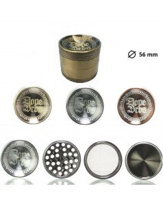 Гриндер Dope Bros Crater - 4part-?:56mm