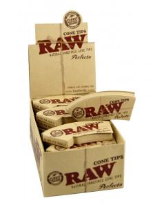 Фильтры RAW Cone Shaped Tips, 32шт