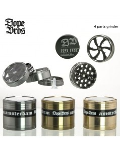 Гриндер Dope Bros AMSTER Metal edition - 4part- ?:50mm