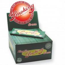 Бумага для самокруток Smoking Green King Size 33