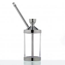 Трубка металлическая Convertor (Мини бонг)