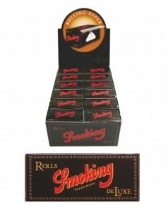 Бумага для самокруток Smoking Deluxe Rolls 33