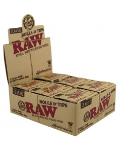 Бумага рулон RAW Masterpiece 3m + TIPS