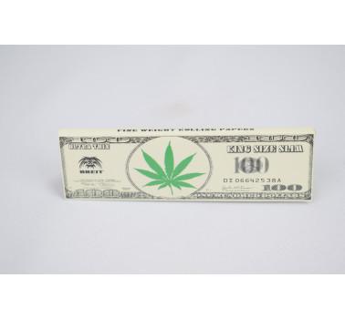 Бумага для курения доллар