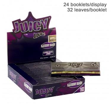 Бумага для самокруток King Size Juicy Jays Blackberry Brandy