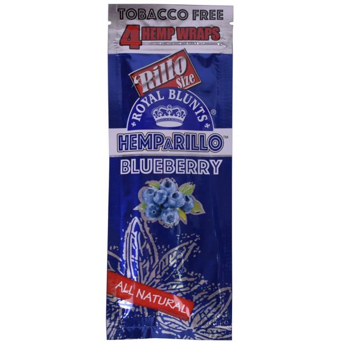 Блант Hemparillo Blue Berry - фото 1 - Kalyanchik.ua