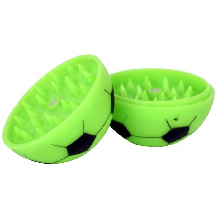 Гриндер пластиковый Soccer 2part d:50mm - фото 2 - Kalyanchik.ua
