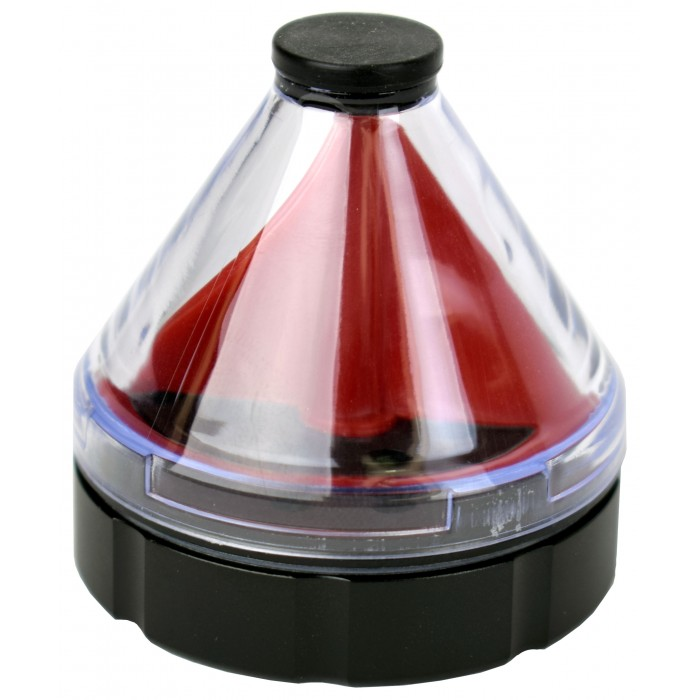 Гриндер пластиковый DB Funnel 2part d:50mm - фото 1 - Kalyanchik.ua