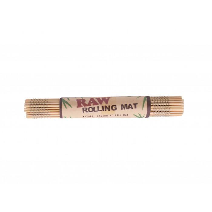Коврик RAW Bamboo Rolling Mat - фото 1 - Kalyanchik.ua