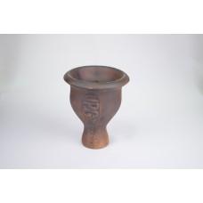 Чаша для кальяна с белой глины LEX Upgrade молочона