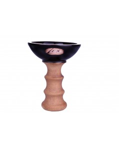 Чаша из белой глины LEX Alian glase