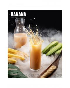 Табак для кальяна Honey Badger Banana (Банан), Mild 40гр
