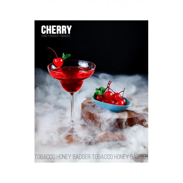 Табак для кальяна Honey Badger Cherry (Вишня), Wild 40гр - фото 1 - Kalyanchik.ua