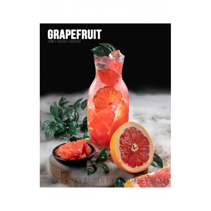 Табак для кальяна Honey Badger Grapefruit (Грейпфрут), Mild 40гр - фото 1 - Kalyanchik.ua